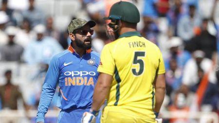वानडे सिरिजः भारत र अष्ट्रेलियाको पहिलो खेल आज