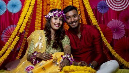 बैवाहिक बन्धनमा बाँधिए क्रिकेटर सोमपाल कामी