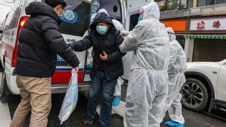 चीनमा कोरोना भाइरसः मृत्यु हुनेको संख्या १६ सय नाघ्यो, ६८ हजार बढी संक्रमित