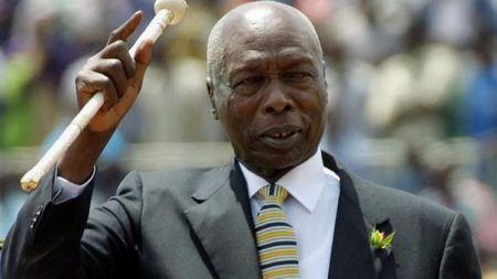 केन्याका पूर्व राष्ट्रपति अरप मोइको ९५ वर्षको उमेरमा निधन