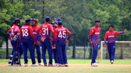 टी २० वरियतामा नेपाल १५औं स्थानमा