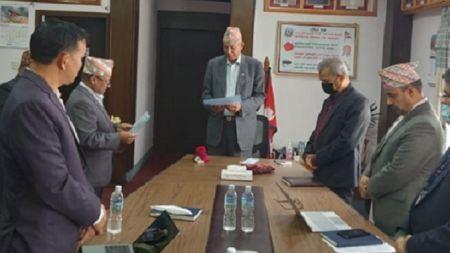 कर्मचारी सञ्चय कोषको अध्यक्षमा रामशरण पुडासैनी चयन