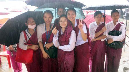 नर्सहरुको माग : सुरक्षित कार्यस्थल