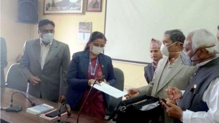 'जनता समाजवादी पार्टी' निर्वाचन आयोगमा दर्ता