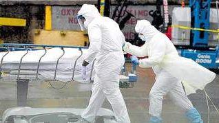 कोरोनाको कारण आईएसआईको एक वरिष्ठ आधिकारीको मृत्य
