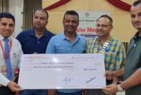 महालक्ष्मी विकास बैंकद्वारा दुई विद्यालयलाई शुद्ध खानेपानी व्यवस्थापनका लागि आर्थिक सहयोग