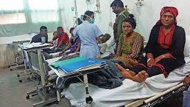 भरतपुर अस्पतालमा बिरामी बढ्न थाले