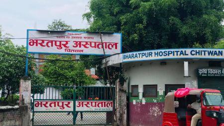 भरतपुर अस्पतालमा मृत्यु भएका तीन मध्ये एकमा कोराना