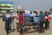 चीनले नेपालीको विश्वास गुमाउदै, चीनविरुद्ध  जताततै प्रदर्शन