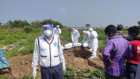 सप्तरीमा ३५ जना कोरोना संक्रमितको मृत्यु