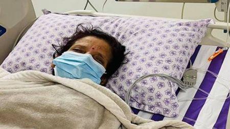 स्वास्थ्य विग्रिएपछि प्रचण्ड पत्नि सीता फेरि अस्पतालमा