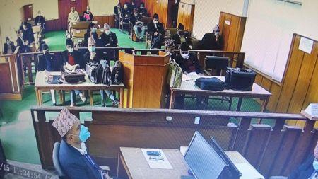 संसद विघटनविरूद्ध परेका मुद्दामा मंगलबार पनि वहस जारी