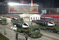 उत्तर कोरियाद्वारा 'संसारकै सबैभन्दा शक्तिशाली अस्त्र' सार्वजनिक