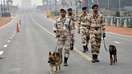 दिल्लीमा 'हाई अलर्ट: आतंकवादी आक्रमणको सुचना पाएपछि त्रास