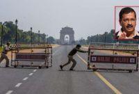 संक्रमण नियन्त्रणभन्दा वाहिर जान थालेपछि दिल्लीमा कर्फ्यू घोषणा