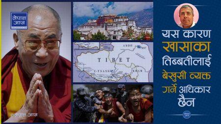 दलाई लामाको 'अवतार' र फ्रि–तिब्बत आन्दोलन !