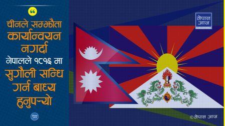 ओझेलमा परेको 'नेपाल–तिब्बत' सम्बन्ध
