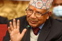गजेन्द्रबहादुर हमाल कांग्रेसकै कोटावाट मन्त्री भएका हुनः माधव नेपाल