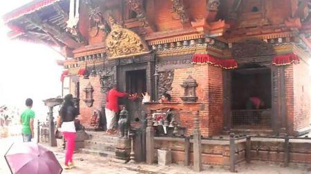 इचङ्गुनारायण मन्दिरबाट राधाकृष्णका चार मूर्ति चोरी