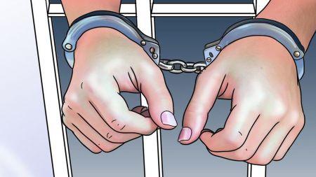 छोरालाई घाँटी थिची हत्या गर्ने आमा जेल चलान