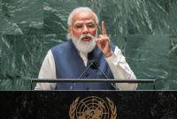 राष्ट्रसंघमा मोदीले भने - विविधताका लागि प्रजातन्त्र, खोपका लागि लडाइँ, जब भारतको प्रगति हुन्छ, तब विश्वको विकास हुन्छ