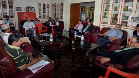 महाअभियोगको प्रस्तावका विषयमा माओवादी केन्द्रले आज टुंगो लगाउने